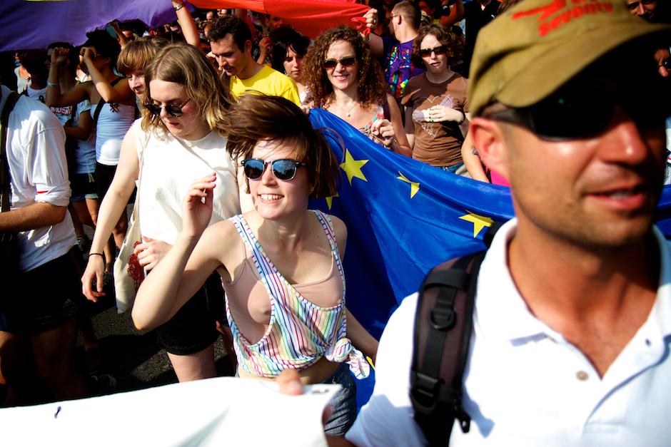 Budapest Pride 2011 - A képre kattintva galéria nyílik!